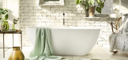 Waters Evolve Freestanding Bath 1