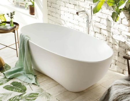 Waters Evolve Freestanding Bath (1680mm)