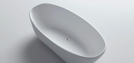 Waters Evolve Freestanding Bath 3