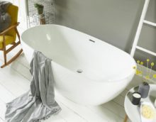 Waters i-Line - Brook² Freestanding Bath
