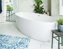 Waters i-Line - Stream Freestanding Bath